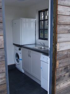 Washer, dryer and freezer