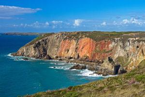 North Cornwall coast pic