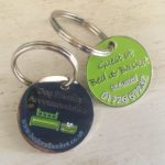 Guest dog tags