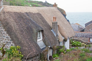 Cornish village pic