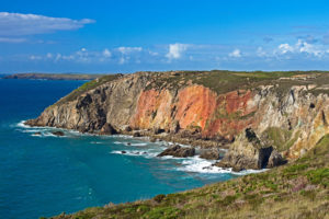 North Cornwall coast pic