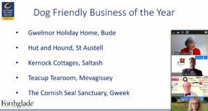 Cornwall awards Feb 21