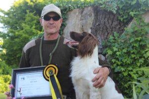 Award winning dog training